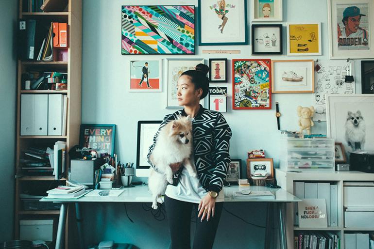Hypebeast Sophia Chang