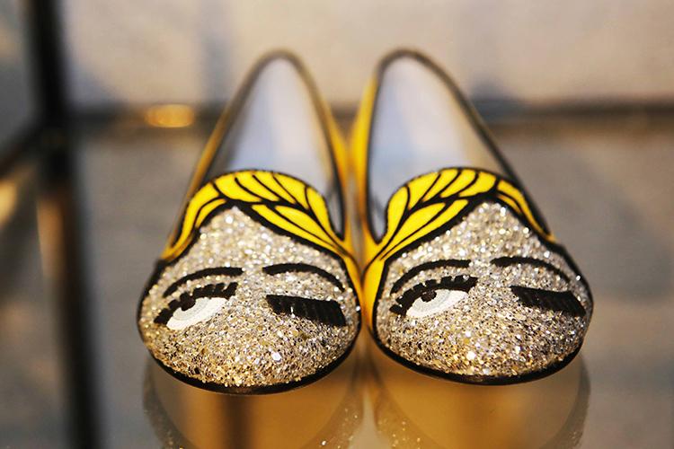 Aniversario Clerigos In Colecção Chiara Ferragni shoes